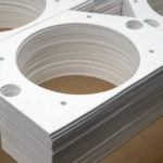 "Die Cut 3/16"" Ceramic Paper Gaskets"