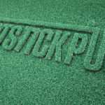 Laser Cut Artificial Turf Dimensional Letters