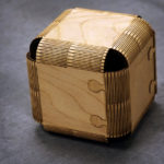 "Laser Cut 1/8"" Birch Plywood Box"