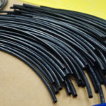 Laser Cut Flexible Nylon Tubing